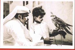 QATAR- In Celebration Of QATAR DAY- Fauconnier -Enfant  -scans Recto Verso-Paypal Sans Frais - Qatar