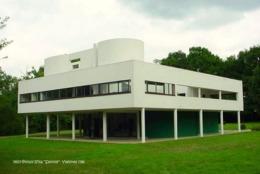 Poissy (78)- Villa Savoye (Edition à Tirage Limité) - Poissy