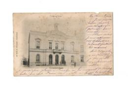 Somerghem - Gemeentehuis (1901). - Zomergem