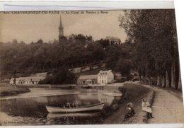 Chateauneuf Du Faou Le Canal - Châteauneuf-du-Faou