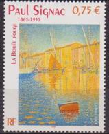 Art - FRANCE - Paul Signac: La Bouée Rouge, Peinture - N° 3584 ** - 2003 - Nuevos