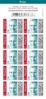 België 2019 Vel Zelfklevende Priorzegels / 10 Timbres Adhesives Prior - Booklets 1953-....