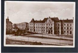 CROATIA  Zagreb, Obrtna Skolaca Ca 1930 Old Photo Postcard - Croacia