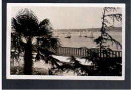 CROATIA  Crikvenica Segelbooten 1955 Old Photo Postcard - Croacia