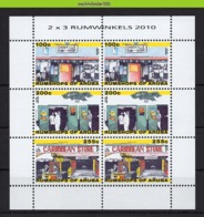 Nfh0469V AUTO RUMWINKELS CAR RUMSHOPS ESSOVILLE RUM SHOP CARIBBEAN STORE ARUBA 2010 PF/MNH # - Autos