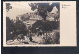 CROATIA Dubrovnik Ragusa Ca 1930 Old Photo Postcard - Croacia