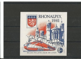 FRANCE 1981 - YT 2 - NEUF SANS CHARNIERE ** (MNH) GOMME D'ORIGINE LUXE - CNEP