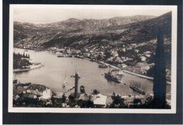CROATIA Dubrovnik II Ca 1930 Old Photo Postcard - Croacia