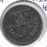 *notgeld  Siegen  50 Pfennig   1918  Fe  497.5d - [ 2] 1871-1918 : Empire Allemand