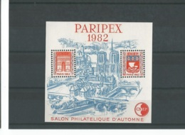 FRANCE 1982 - YT 3 - NEUF SANS CHARNIERE ** (MNH) GOMME D'ORIGINE LUXE - CNEP