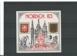 FRANCE 1983 - YT 4 - NEUF SANS CHARNIERE ** (MNH) GOMME D'ORIGINE LUXE - CNEP