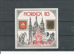 FRANCE 1983 - YT 4A - NEUF SANS CHARNIERE ** (MNH) GOMME D'ORIGINE LUXE - CNEP