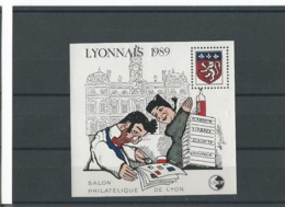 FRANCE 1989 - YT 10 - NEUF SANS CHARNIERE ** (MNH) GOMME D'ORIGINE LUXE - CNEP