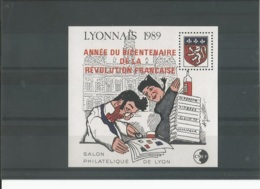 FRANCE 1989 - YT 11 - NEUF SANS CHARNIERE ** (MNH) GOMME D'ORIGINE LUXE - CNEP