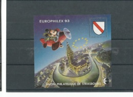 FRANCE 1993 - YT 17 - NEUF SANS CHARNIERE ** (MNH) GOMME D'ORIGINE LUXE - CNEP