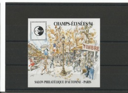 FRANCE 1994 - YT 19 - NEUF SANS CHARNIERE ** (MNH) GOMME D'ORIGINE LUXE - CNEP
