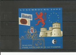 FRANCE 2003 - YT 39 - NEUF SANS CHARNIERE ** (MNH) GOMME D'ORIGINE LUXE - CNEP
