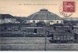 08. N°55575.mohon.les Ateliers De La Cie De L'est.train - Autres Communes