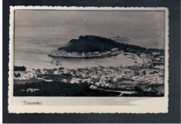 CROATIA Makarska 1953 Old Photo Postcard - Croacia