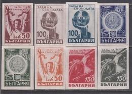 Bulgaria 1945 - Emprint De La Liberation, YT 448/55, Neufs** - 1909-45 Kingdom