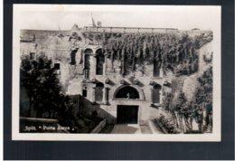 CROATIA Split Porta Aurea Ca 1930 Old Photo Postcard - Croacia