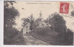 51 VILLEDOMMANGE Chapelle De Saint Lié - France