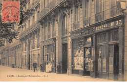 75008 - N°150781 - Paris 8e - Boulevard Malesherbes - Papeterie Modele - Bureau N°37 - District 08