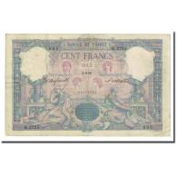 France, 100 Francs, Bleu Et Rose, 1899-09-02, TB+, Fayette:21.12, KM:65b - 1871-1952 Antichi Franchi Circolanti Nel XX Secolo