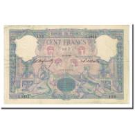 France, 100 Francs, Bleu Et Rose, 1898-03-15, TTB, Fayette:21.11, KM:65b - 1871-1952 Anciens Francs Circulés Au XXème