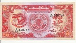 SOUDAN 50 PIASTRES 1987 UNC P 38 - Sudan