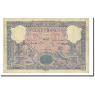 France, 100 Francs, Bleu Et Rose, 1897-06-29, TB+, Fayette:21.10, KM:65b - 1871-1952 Antichi Franchi Circolanti Nel XX Secolo