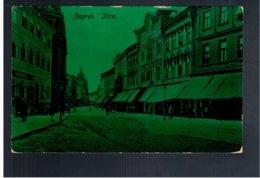 CROATIA Zagreb Ilica Ca 1920 Old Postcard - Croacia
