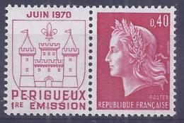 Francia 1970. Marianne  YT = 1643 (**) - Francia
