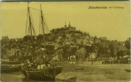 AK GERMANY - HAMBURG - BLANKENESE MIT SULBERG - 1910s (5496) - Blankenese