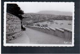 CROATIA Split 1936 Old Photo Postcard - Croacia