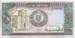 SOUDAN 100 POUNDS 1988-90 UNC P 44 - Soudan