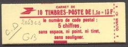 948) Carnet 2059 C3 Conf. 9 -GB Avec Date Du 24.9.79 - Freimarke