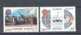 Año 1992 Nº 3196/7 Europa - 1931-Hoy: 2ª República - ... Juan Carlos I