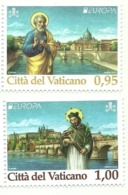2018 - Vaticano 1798/99 Europa - 2018