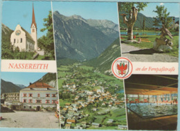 CPM:  NASSEREITH  (tirol - Autriche):   Multivues.     (E 2563) - Other