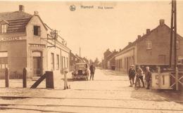 BA001 Hamont Weg Loozen Spoorovergang Ca 1915 - Hamont-Achel