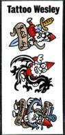 Publiciteit Humo: Tattoo Wesley (2010) (Jos Geirnaert) - Livres, BD, Revues