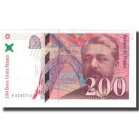 France, 200 Francs, Eiffel, 1997, BRUNEEL, BONARDIN, VIGIER, 1997, SUP - 1992-2000 Ultima Gama