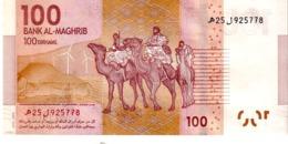 Morocco P.76  100 Dirhams 2013 Unc - Marokko