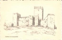 Portugal Stationery - Castle - Castelo De Guimaraes - Unclassified