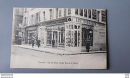 MARSEILLE : Rue De Rome, Angle Rue De La Glace  .................... MK-2264 - Canebière, Centro