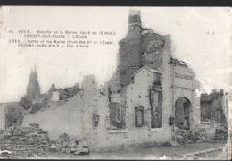 Pargny Sur Saulx (51 Marne)  L'école  (bataille De La Marne)  (PPP21013) - Francia