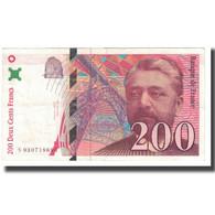 France, 200 Francs, Eiffel, 1996, BRUNEEL, BONARDIN, VIGIER, 1996, SUP - 1992-2000 Ultima Gama