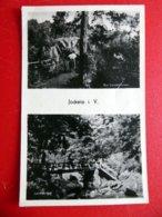 Jocketa - Loreleyfelsen - Pöhl - Vogtland - Echt Foto DDR 1954 - Kleinformat - Poehl