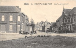 BA019 St Lievens-Houtem Sint Lievensstraat Ca 1920 - Sint-Lievens-Houtem